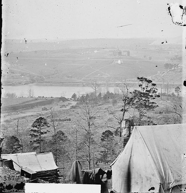 Fort Dickerson 1863